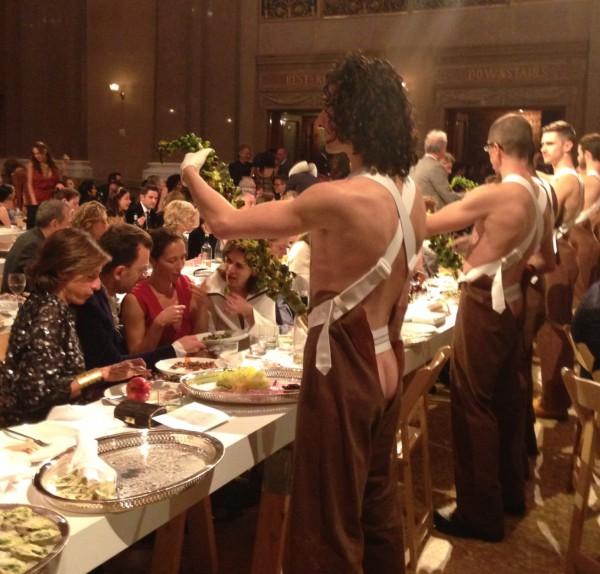 Dinner as Performa(nce) Art