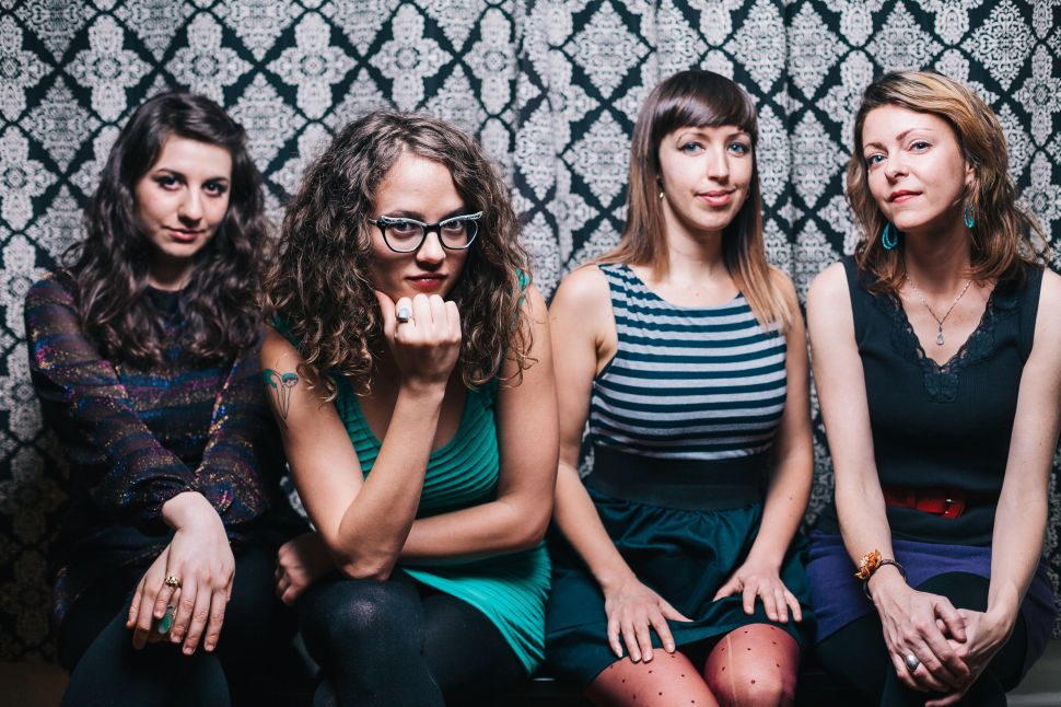 A Rejuvenated Sallie Ford Returns to NYC With a New Band