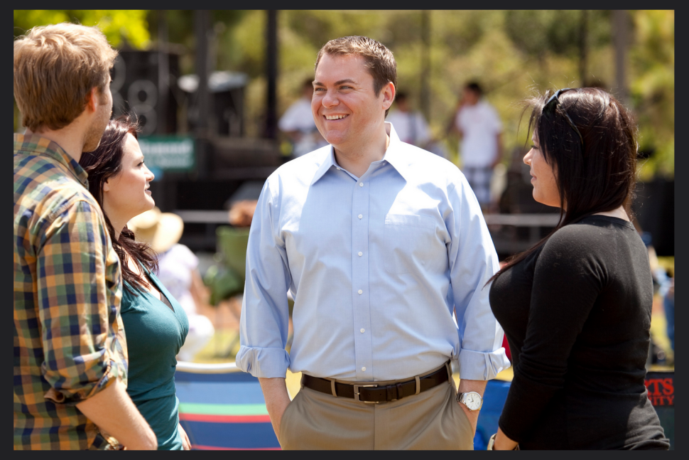 Republicans, Carl DeMaio, and the New Jersey Connection