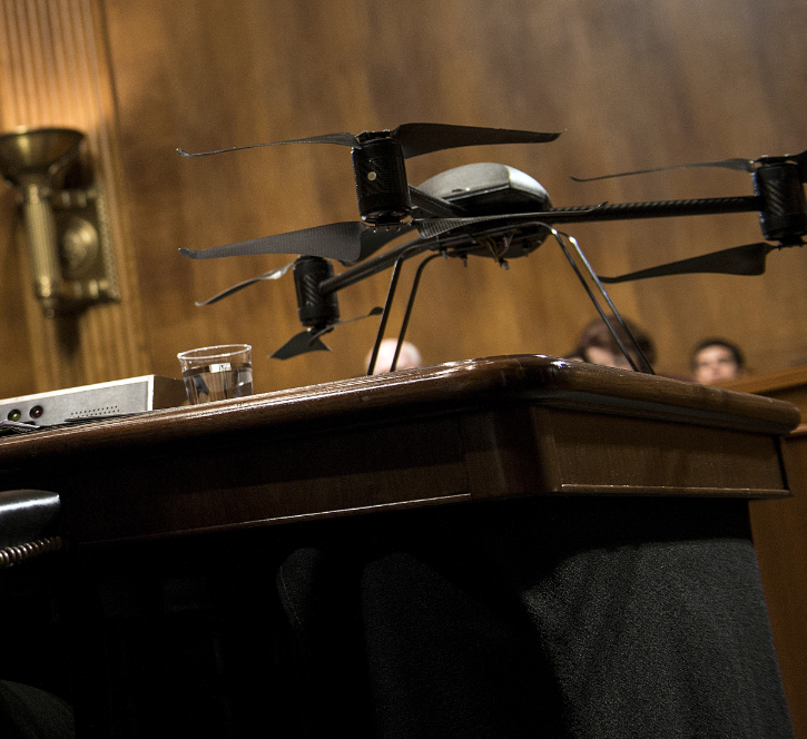 Drones Are the Hot New Frontier For Top Law Firms