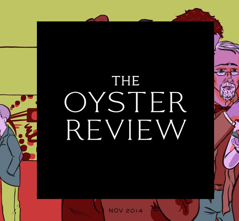 Oyster Launches a Lit Mag For Their Erudite E-Readers
