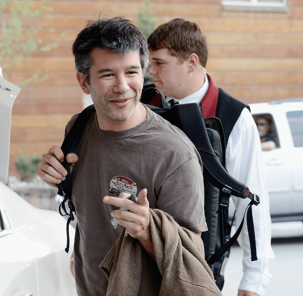 Times Op-Ed Calls For Firings At Uber 'While There's Still Time'
