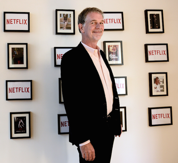 Netflix CEO: Broadcast TV Will Be Dead By 2030