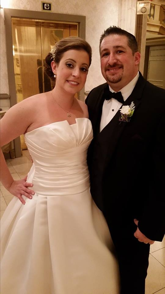 Congratulations to Jason Springer on getting married