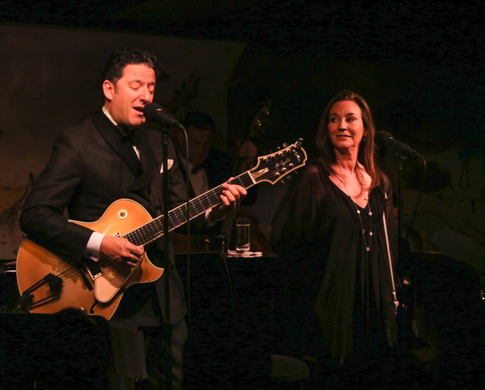Pizzarelli and Molaskey Bring a Heightened Sense of Maturity to the Café Carlyle