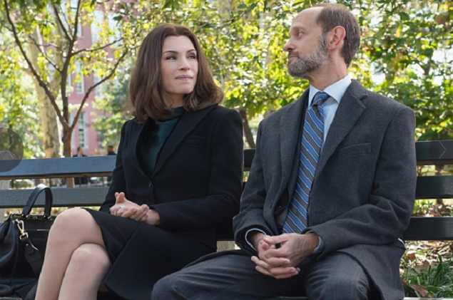'The Good Wife' Recap 6×9: Stop Banging the Help