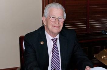 Senator Sam Thompson Weighs in on Destruction of Property in Old Bridge Race