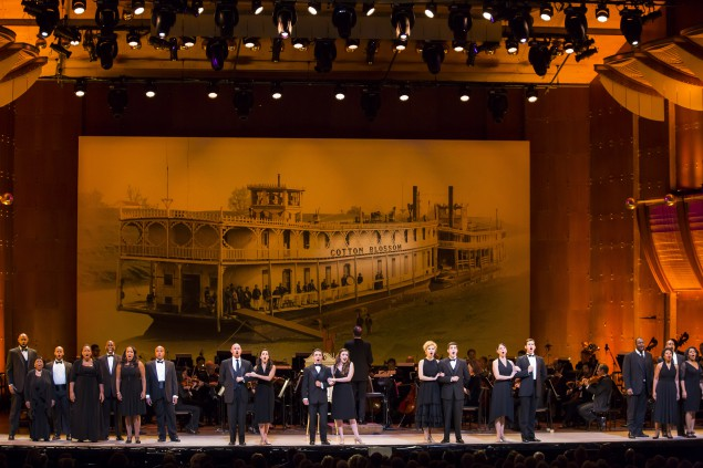 The Philharmonic's Concert Staging Reaffirms 'Show Boat' as a Timeless Masterpiece