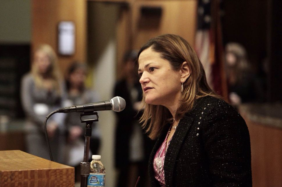 Melissa Mark-Viverito Defends Call for 1,000 New Cops in City Budget