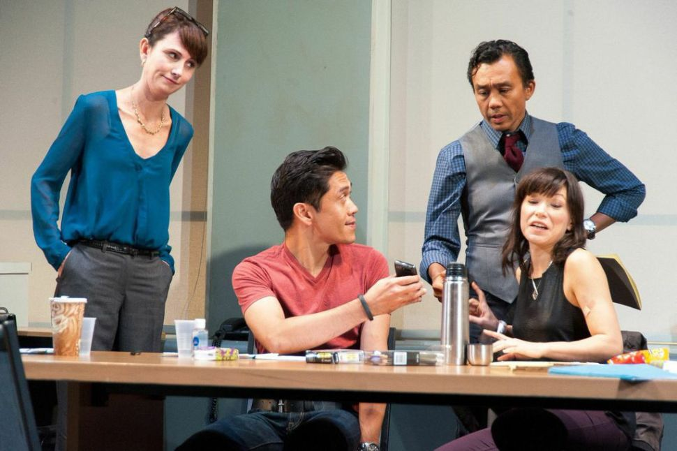 Racial Bias in the Theater?: Casting a Wider Net for Asian Actors