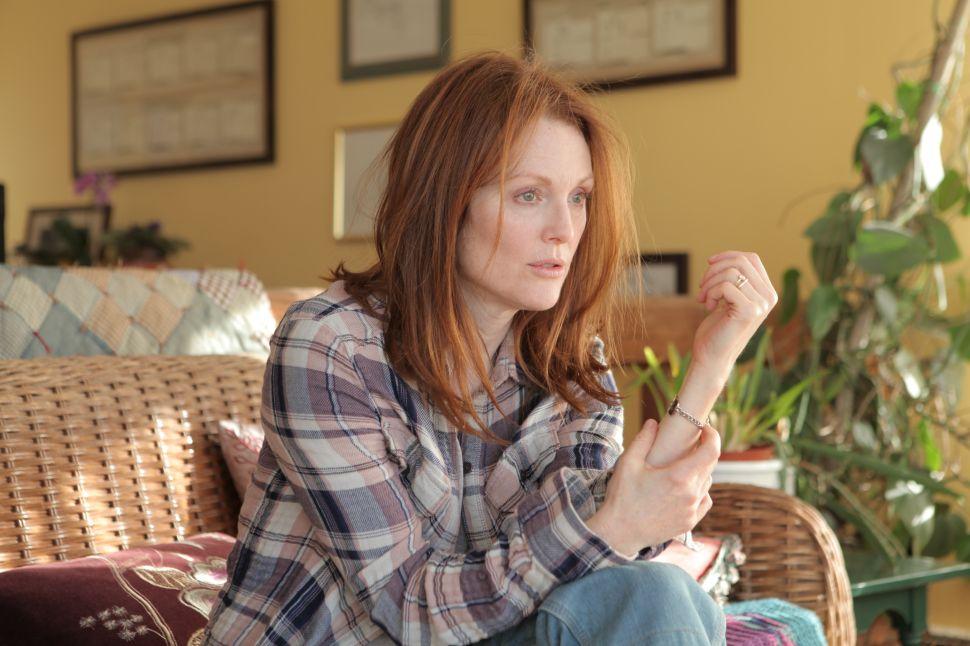 Memory Lane: In 'Still Alice,' Julianne Moore Plays a Professor With Alzheimer's