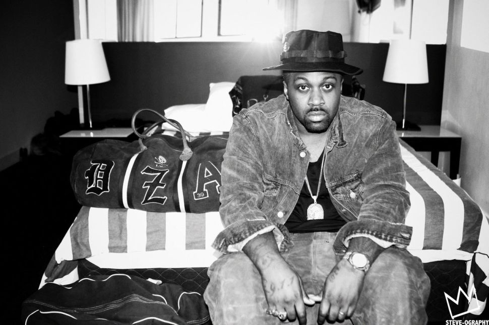 Smoke DZA Comes Into His Own on 'Pass Off' Feat. Ty Dolla $ign & Bluntsmoker