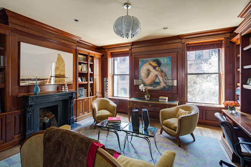 Putting on Heirs: Bronfman Ex Drops UWS Townhouse for $10M