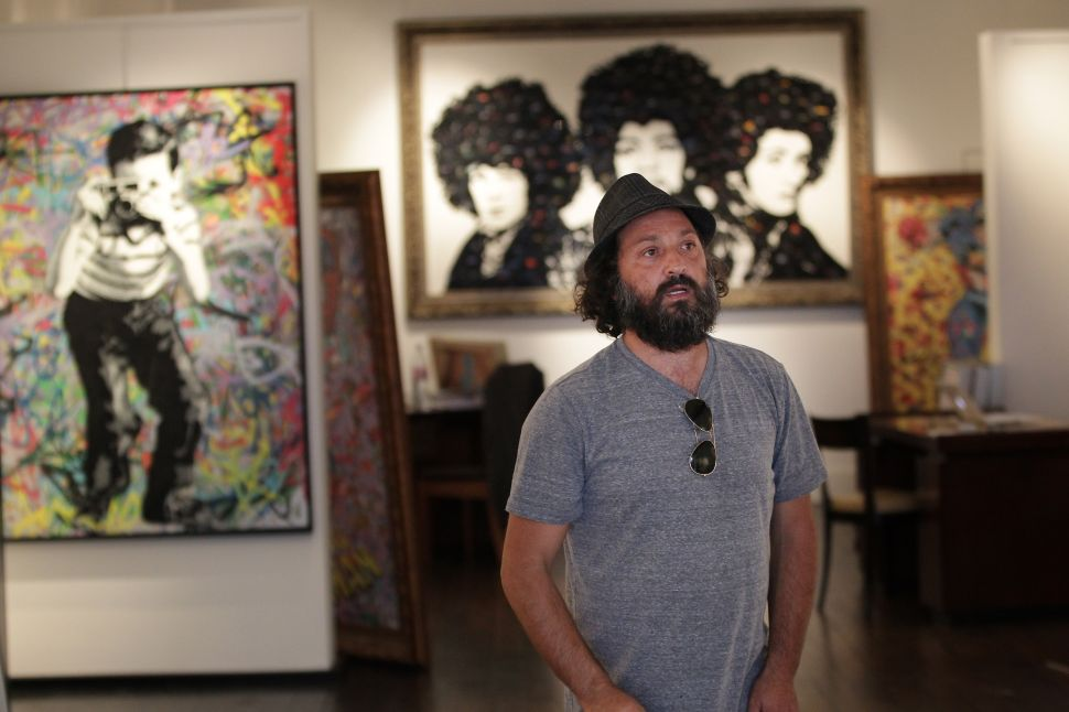 EXCLUSIVE: Mr. Brainwash Is a Real Estate Mogul