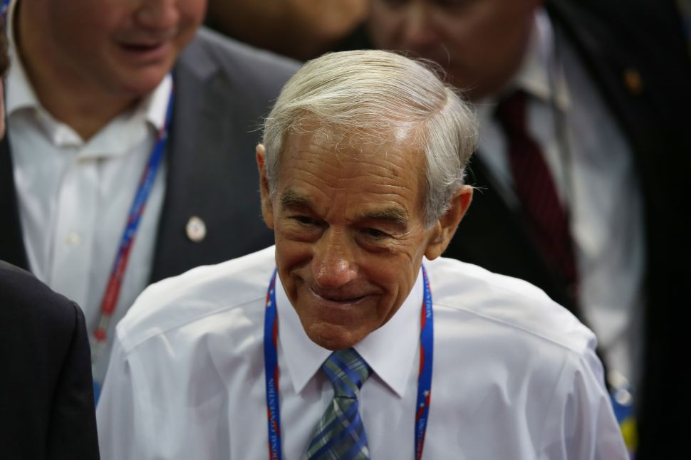 Russian Media Covers Ron Paul In Glory and Praise as Cold War Frosts Anew