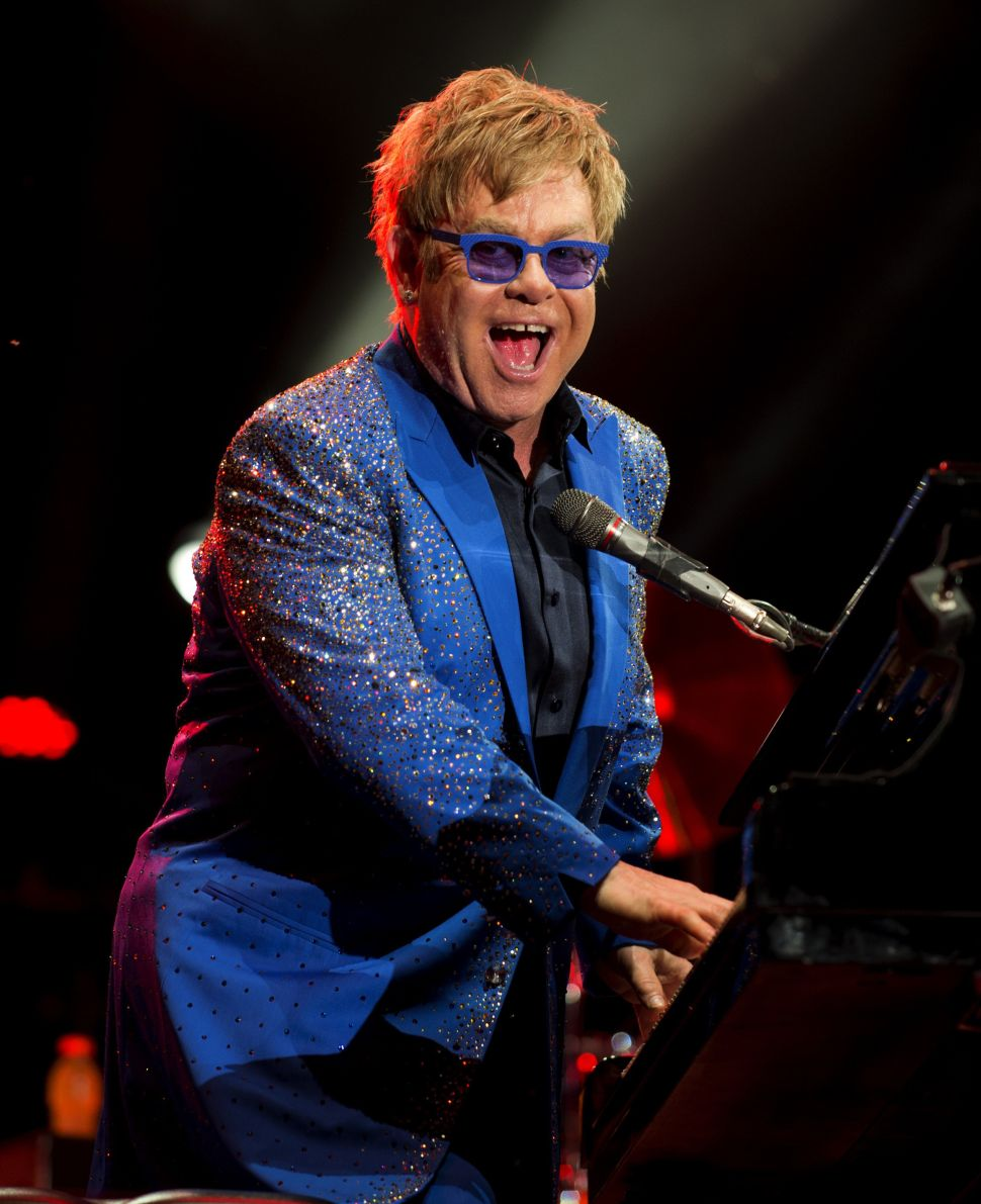 Elton John, YouTube Team Up to Create Music Videos for His Early Hits
