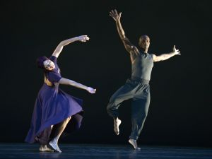 Dancers at Alvin Ailey. (Getty Images)