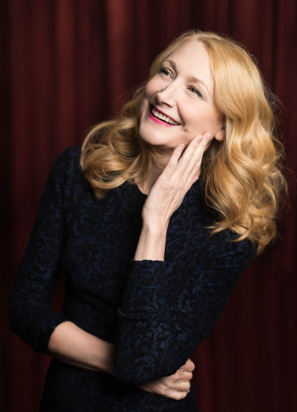 Patricia Clarkson Gleams as She Crushes on Bradley Cooper's Elephant Man