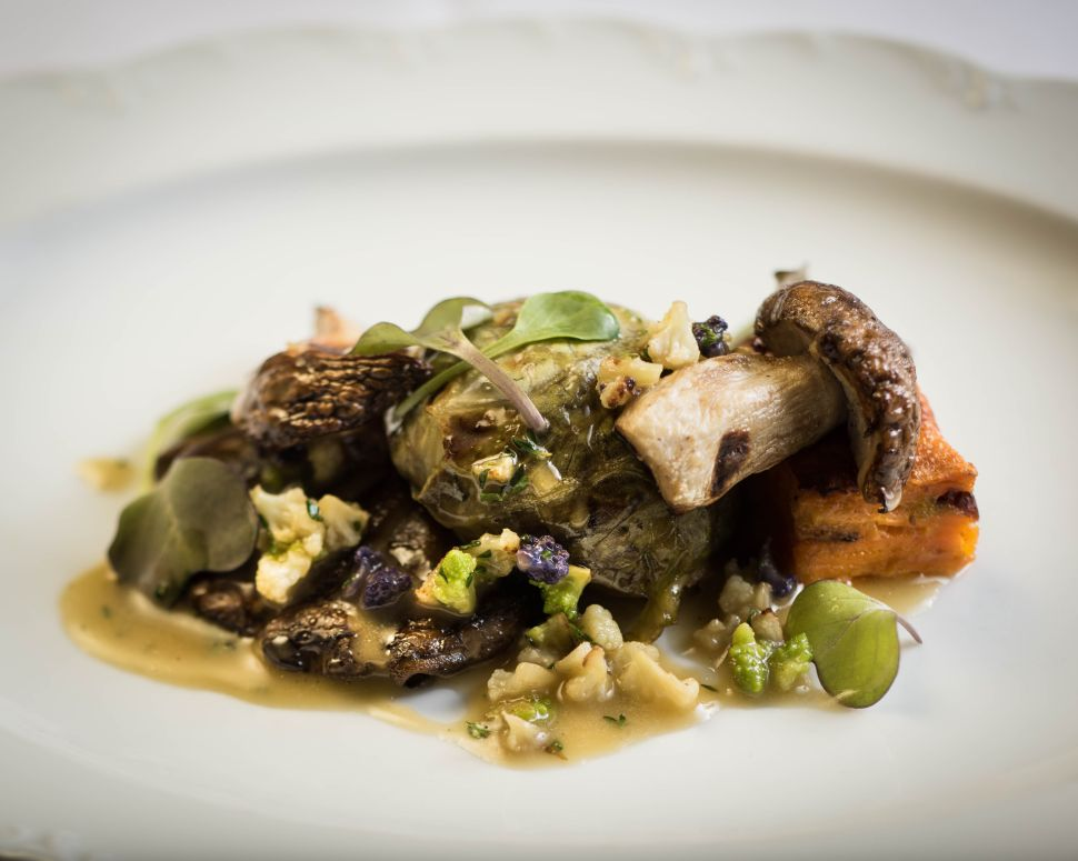 At Almanac, Chef Galen Zamarra Serves Up More Style Than Substance