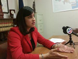 Assemblywoman Nicole Malliotakis.