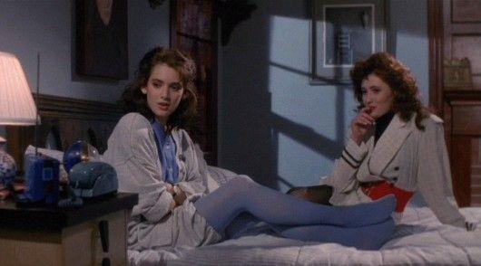 "Winona Ryder in ""Heathers."""