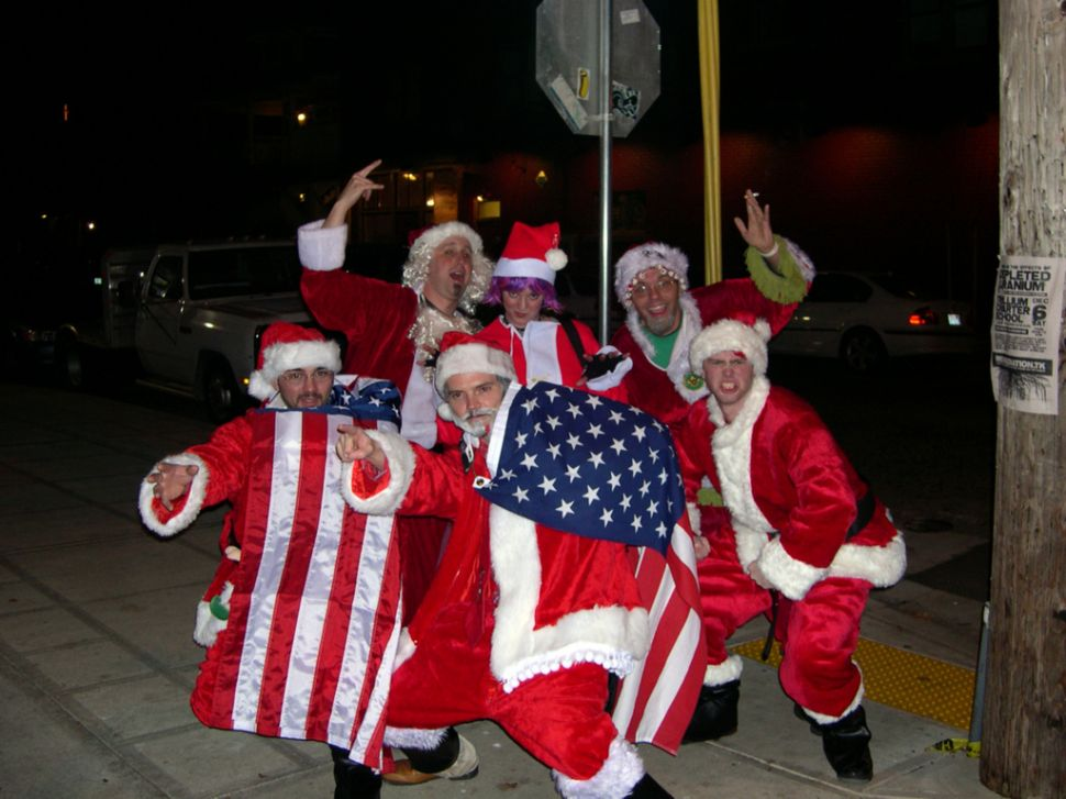 SantaCon's Not Coming To Town: Pub Crawl Scaling Back