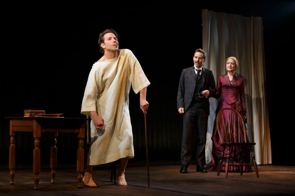 Elephant in the Room: Bradley Cooper Looms Large on Broadway Stage