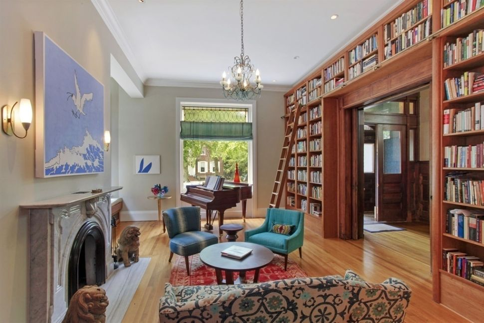 Print Money: Writers (!?!?!) Sell Clinton Hill Mansion for $6.5M
