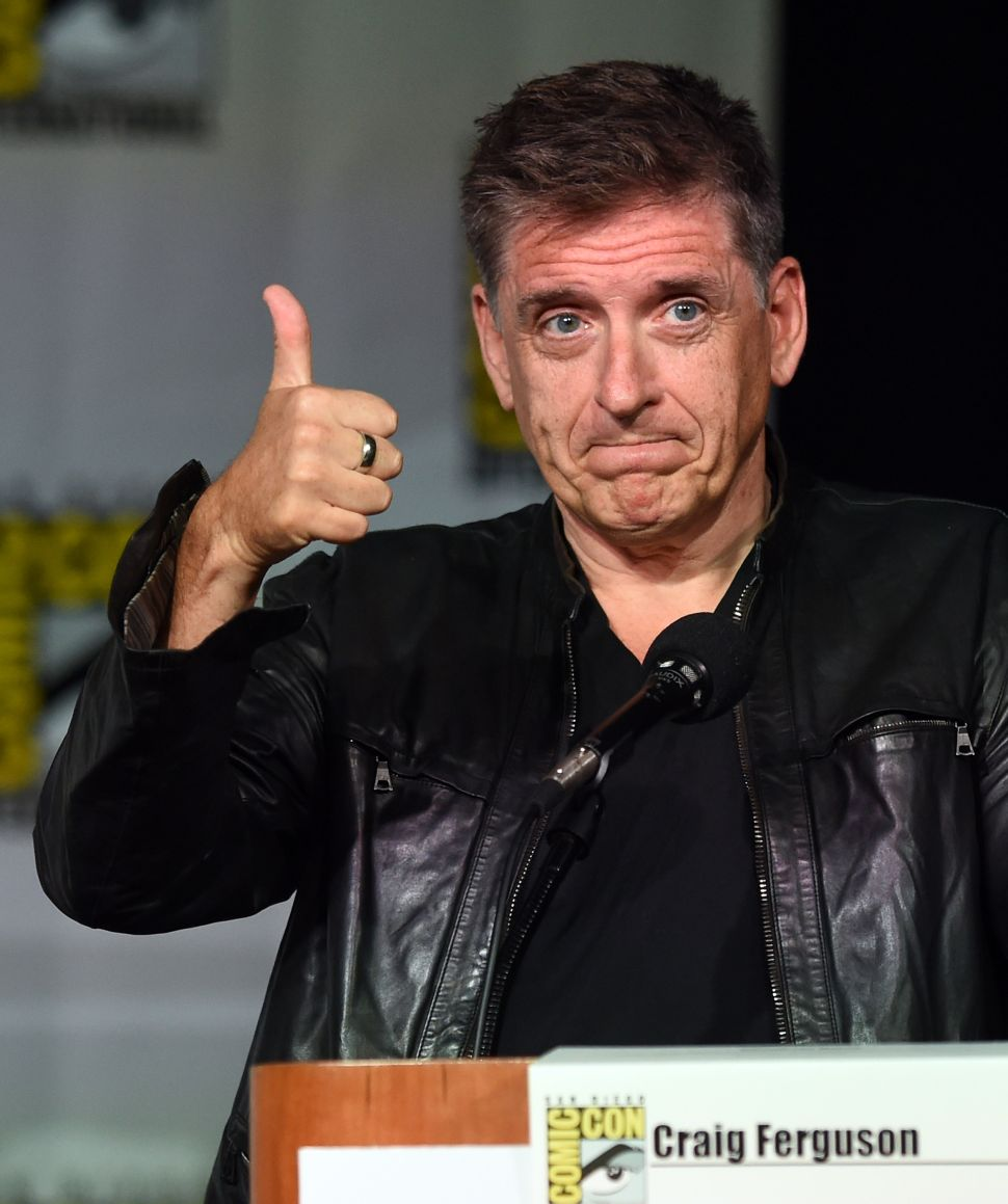Closing Out His Run, Craig Ferguson Reflects On His 'Late Late Show' Tenure
