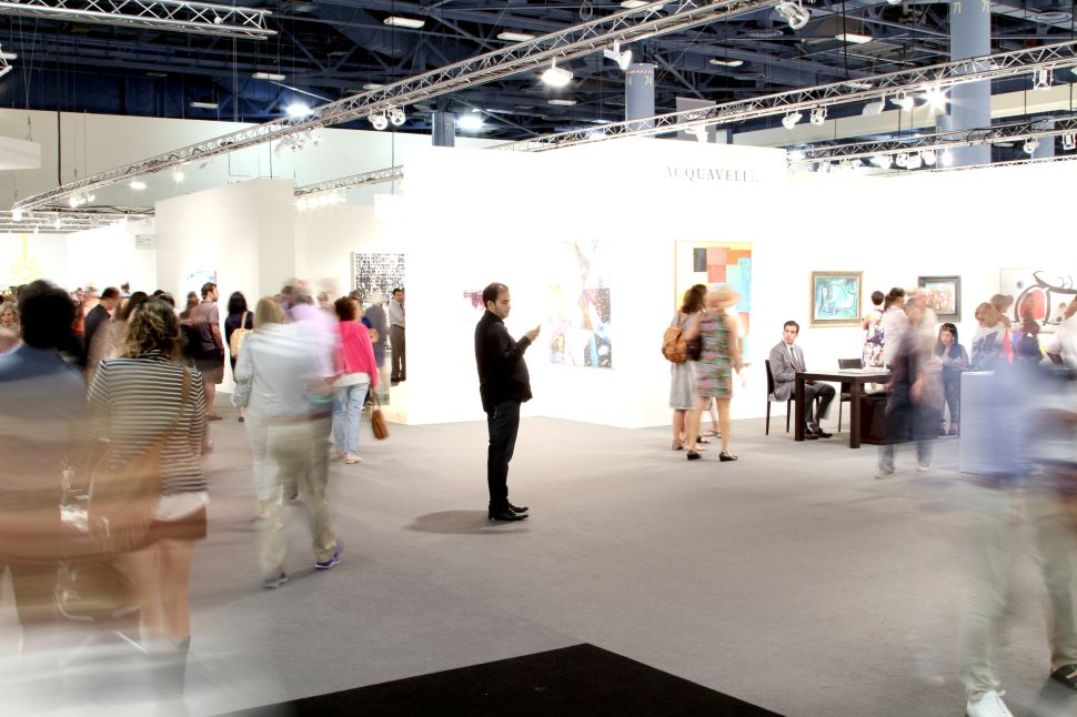 These Are the 7 Must-See Booths at Art Basel Miami 2015