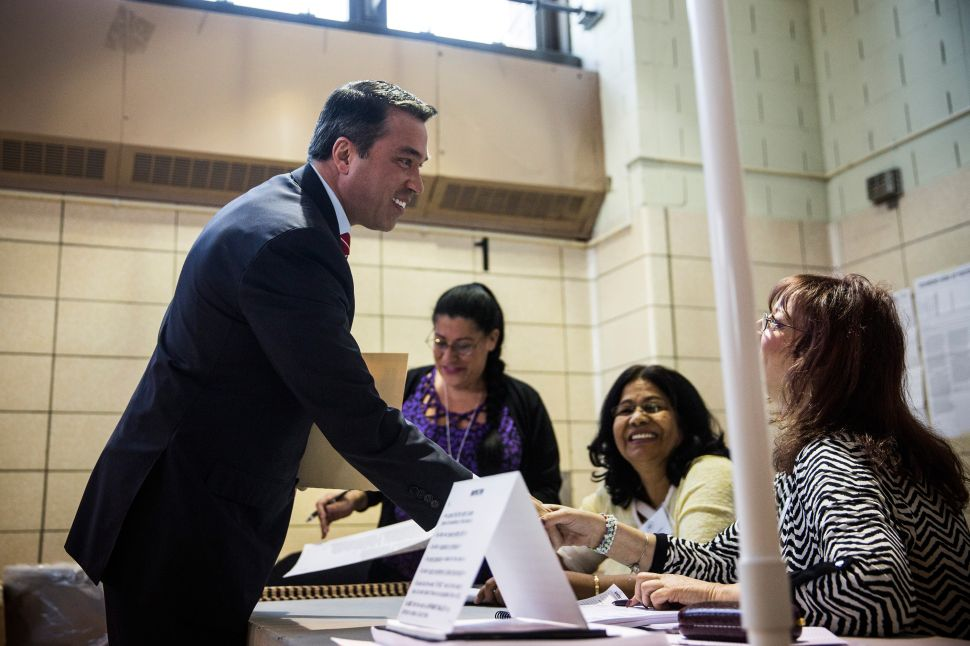 DCCC: Michael Grimm Lied to His District