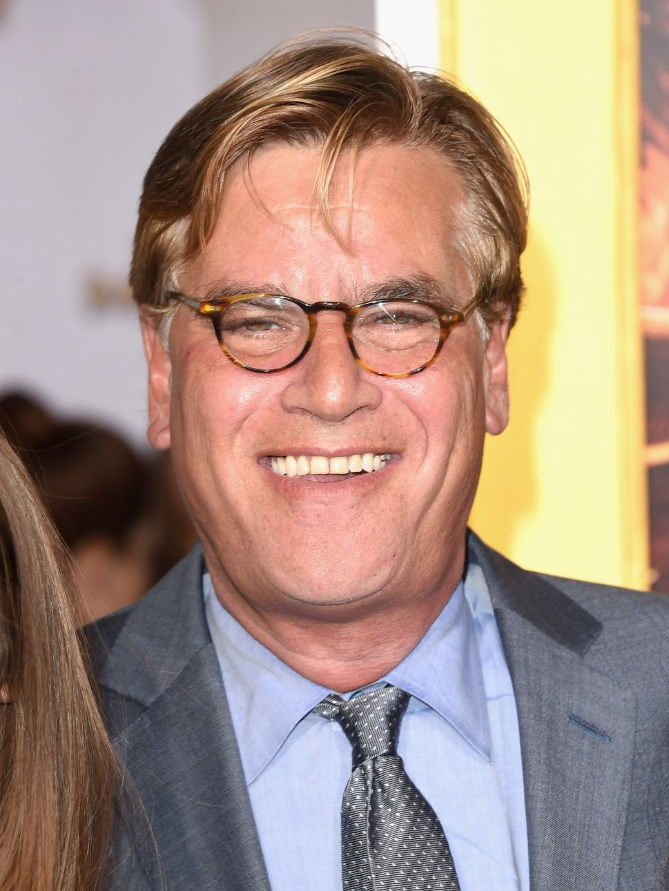 Aaron Sorkin on Rape Episode: 'The Newsroom' Is In Trouble