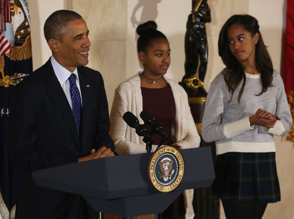 Curt Schilling, the Obama Daughters, Darwin and Jesus
