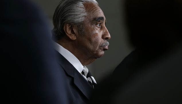 Congressman Charles Rangel. (Photo: Win McNamee/Getty Images)