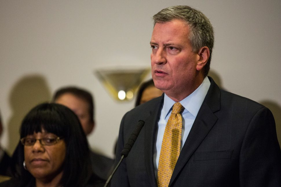 'Eric Garner Did Not Die In Vain': de Blasio Pushes Reconciliation at Memorial Event
