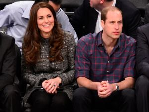 I didn't know Her Royal Highness was a fan of Lululemon. (Photo via Getty)