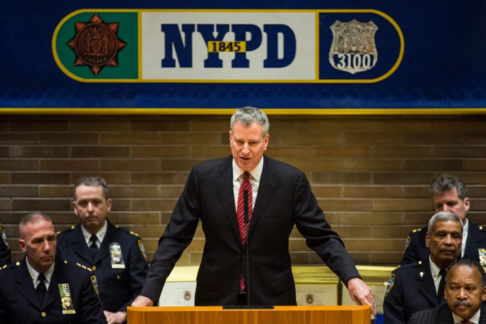 Police Unions Haven't Only Battled Bill de Blasio's City Hall