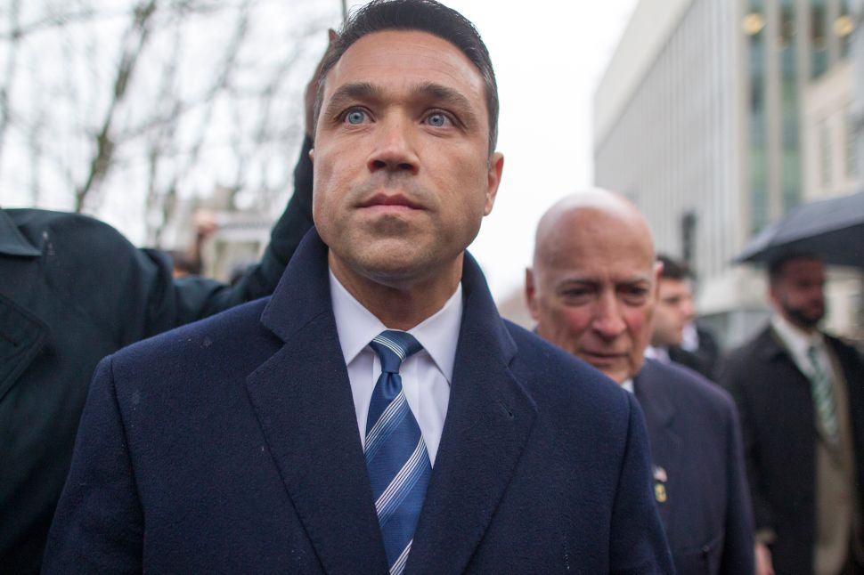 Resigning Michael Grimm Bids Constituents Farewell Via Facebook
