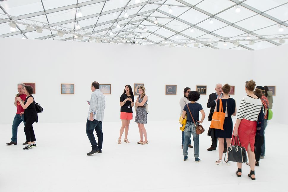 Behold! The Frieze New York 2015 Exhibitors List is Here