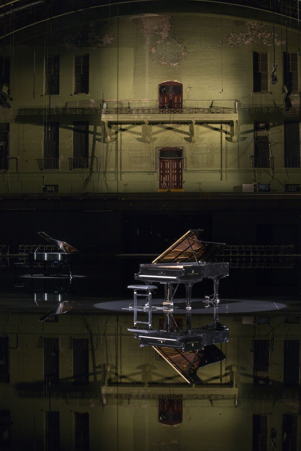 Park Avenue Performance Art Floods the Armory with Sound
