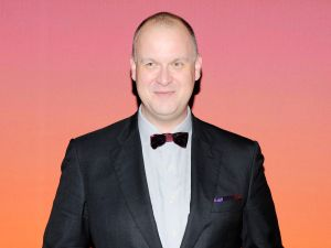 The Warhol Museum's director Eric Shiner at the 2013 Whitney Gala. (Courtesy Patrick McMullen)