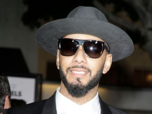 Swizz Beatz. (Photo courtesy Patrick McMullan)