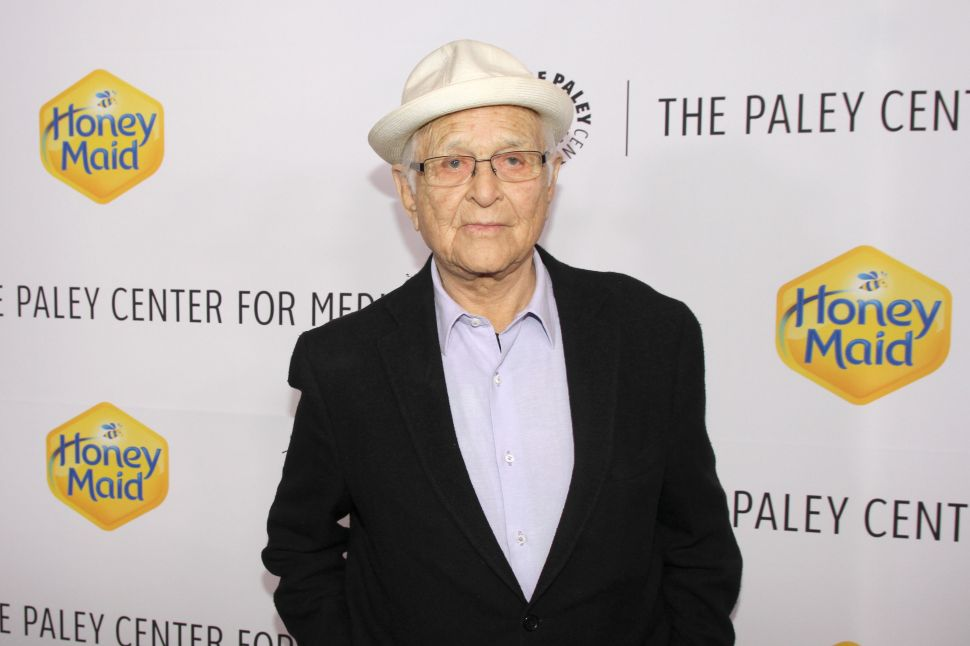 Exclusive: Consigliere of Comedy Norman Lear Pitching Retirement Home Comedy