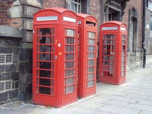The U.S. should import British phone booths (photo: Wikipedia)