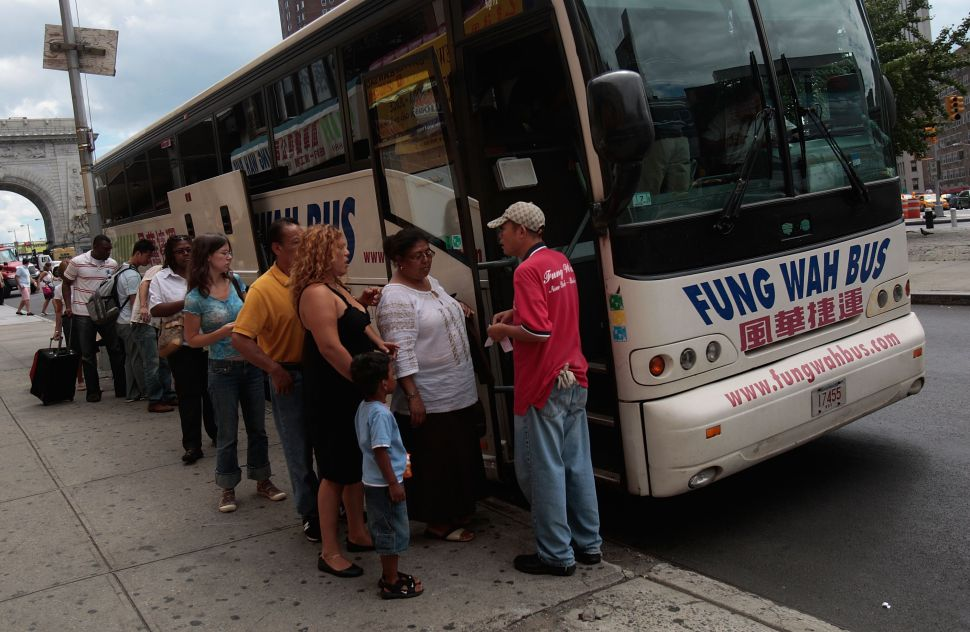 The Infamous Fung Wah Bus Is Returning to New York City