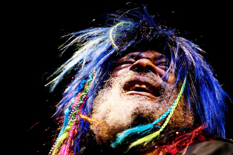 Blow My Funky Mind: The Legendary Life of George Clinton