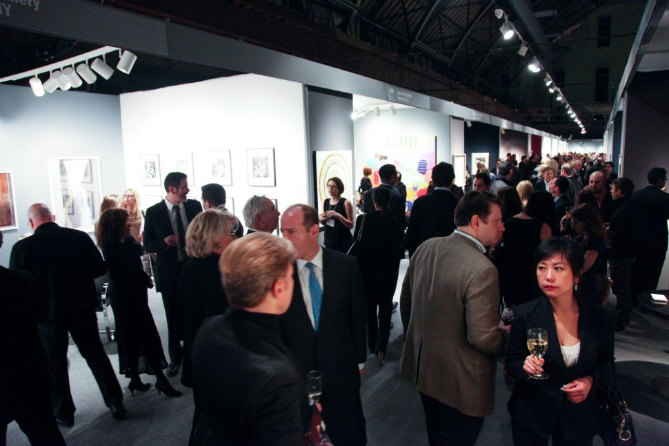 Behold, the Solo and Thematic Presentations Lists for the 2015 ADAA Art Show