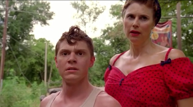 'American Horror Story: Freak Show' 4×9: You Can't Tate it With You