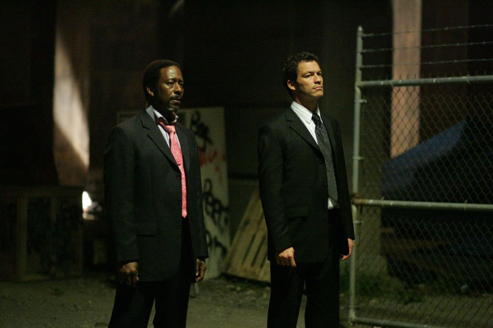 'The Wire' Wednesdays, Part One: 'We're Building Something Here'
