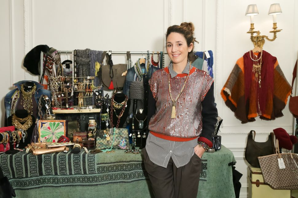 Joey Wolffer's Boho Luxe Accessory Truck Sets Up Shop in NYC